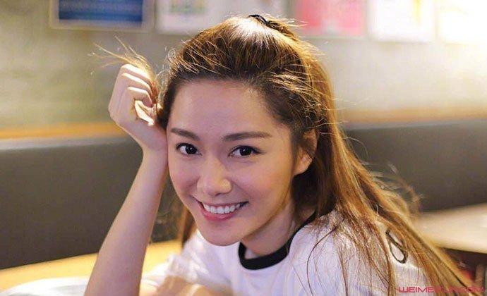 TVB女星汤洛雯